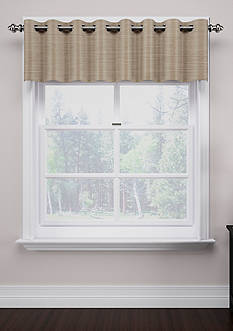 Eclipse™ Deron Blackout Window Valance