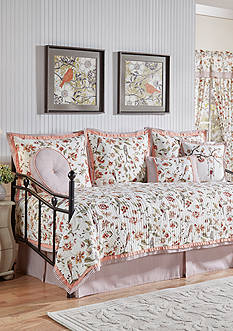 Waverly® Re-Tweet Reversible 5-Piece Quilt Daybed Collection
