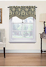 Clifton Hall Scalloped Valance 18-in. x 52-in.