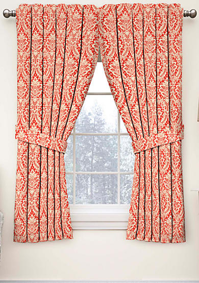 Waverly® Donnington Box Pleat Valance
