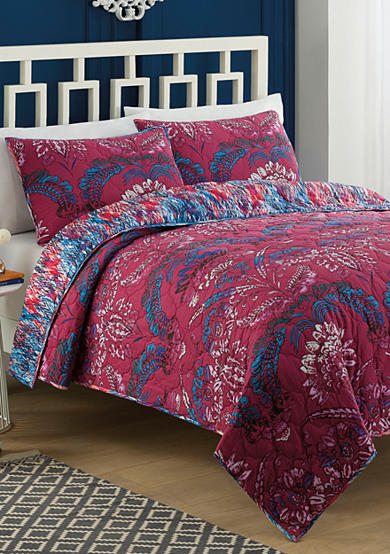 Vue Tao Reversible Quilt Collection