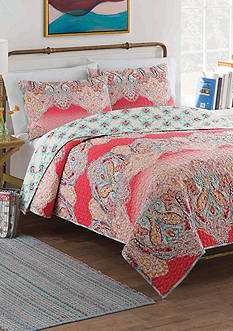 Vue Dreamcatcher Reversible 3 Piece Quilt Set