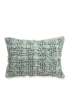 Waverly Felicite Persimmon Textured Decorative Accessory Pillow