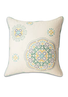 Waverly Astrid Embellished Decorative Pillow