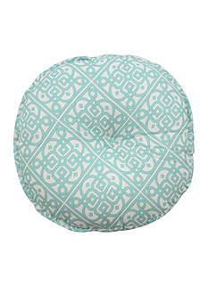 Waverly Modern Poetic Round Decorative Pillow