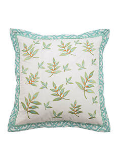 Waverly Modern Poetic Embellished Decorative Pillow