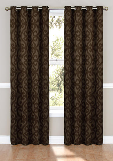 Eclipse™ Patricia Blackout Grommet Window Curtain Panel - Online Only