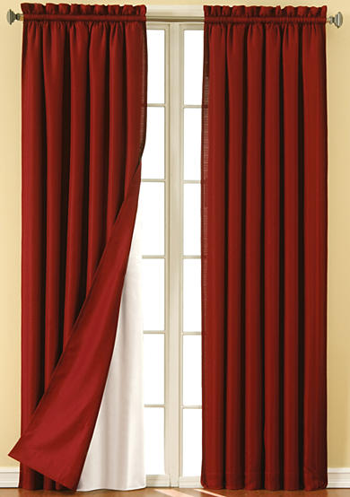 Eclipse™ Blackout Thermaliner Curtain Panel Pair - Online Only