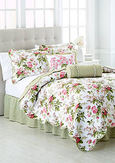 Waverly® Emma's Garden Quilt Collection