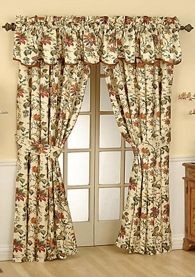Waverly 174 Felicite Window Valance And Panel Online Only