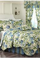 Waverly® Floral Flourish Quilt Collection