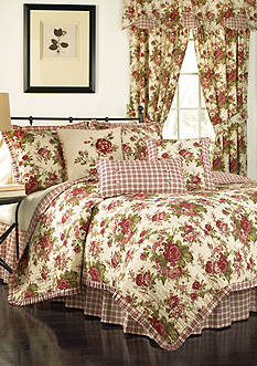 Waverly® Norfolk Quilt Collection