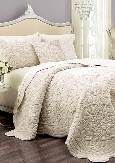 Vue Charlotte Faux Fur Bedding Collection