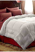 Medium Warmth Down King Comforter 90-in. x 104-in.