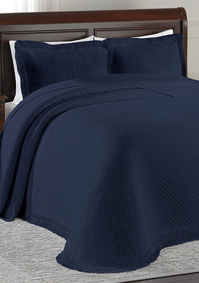 Lamont Home® Woven Jacquard Bedspread - Online Only
