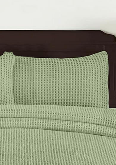 Lamont Home® Honey Comb Bedspread - Online Only