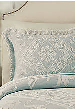 Gabriella Blue King Sham 20-in. x 36-in.