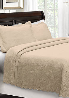 Lamont Home MAJESTIC TWIN TAUPE
