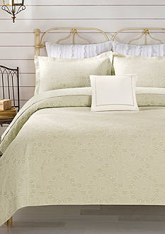 Lamont Home® Sage Meadow Full/Queen Coverlet 96-in. x 90-in.