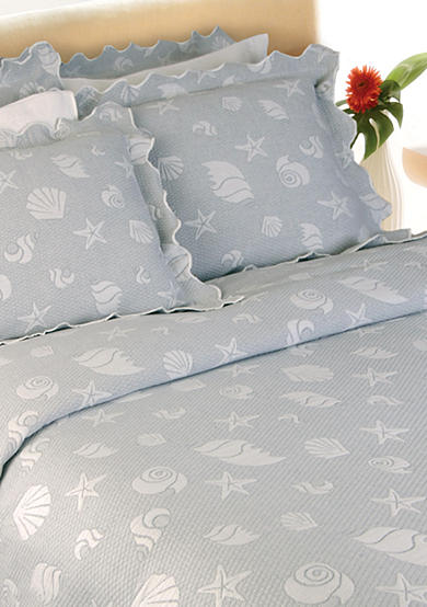 Lamont Home® Sea Spray Coverlet