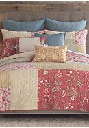 Home Accents® Cornelia Reversible Quilt Set