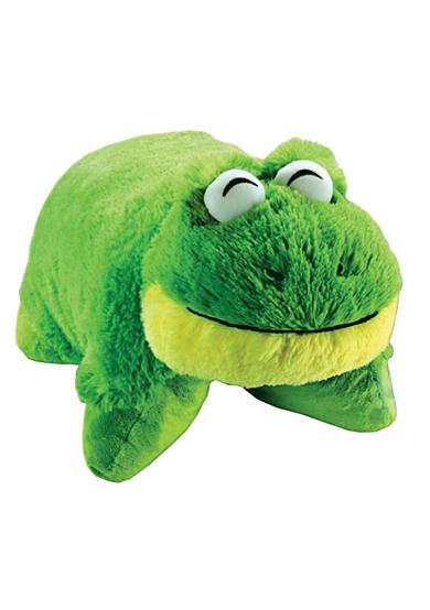 Ontel Friendly Frog Pee Wee Pillow Pet