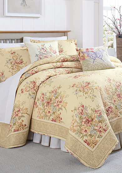 MaryJane's Home Vintage Lace Quilt Collection