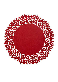 Suntex Holly Cutout Placemat