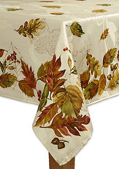 Fraiche Maison Harvest Collage Tablecloth