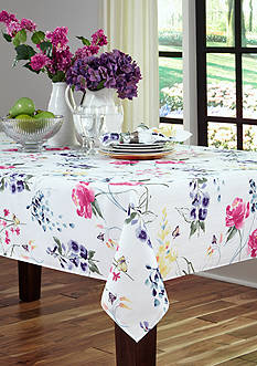 Fraiche Maison Papillon Garden Table Linens