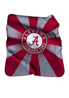 Alabama Crimson Tide Raschel Throw