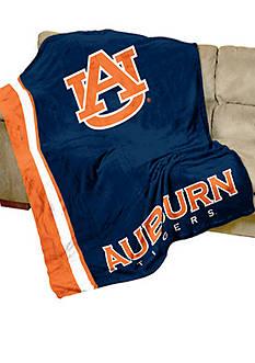 Logo Auburn Tigers UltraSoft Blanket