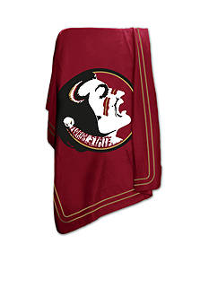 Logo Florida State Seminoles Classic Fleece Blanket