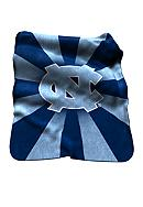 Logo UNC Tar Heels Raschel Throw