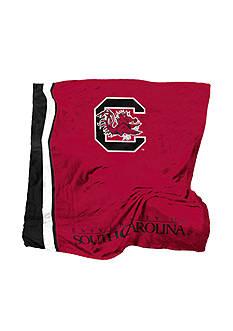 Logo South Carolina Gamecocks UltraSoft Blanket