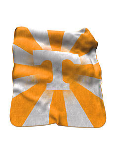 Logo Tennessee Volunteers Raschel Throw