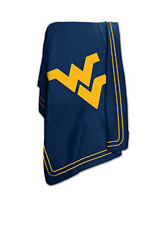 Logo West Virginia Mountaineers Classic Fleece Blanket