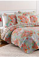 Ivy Hill Home Blissful Bouquet Quilt Collection
