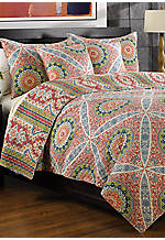 Donovan Zola Full/Queen Quilt 88-in. x 92-in.