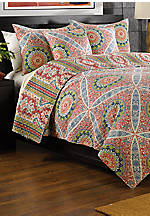 Donovan Zola Twin Quilt 68-in. x 86-in.