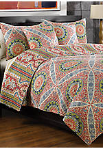 Donovan Zola King Quilt 106-in. x 92-in.