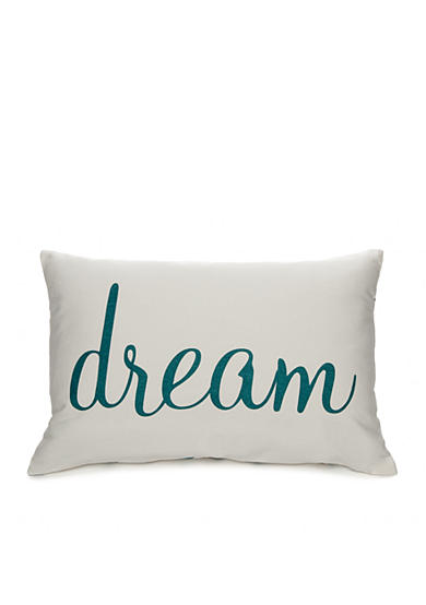 Ivy Hill Home Decorative Pillow : Ivy Hill Home Dream Chevron Decorative Pillow Belk