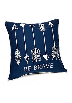 Ivy Hill Home Be Brave Decorative Pillow