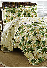 Vintage Palms Palmetto Twin Quilt 68-in. x 86-in.