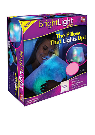 BrightLight Pillow™ Starlight Square Pillow