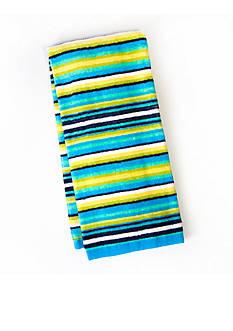 Fiesta Horizontal Stripe Kitchen Towels