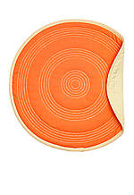 Reversible Target Sunflower/Tangerine Quilted Placemat