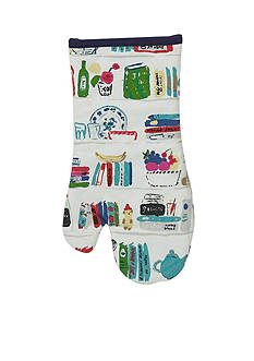 kate spade new york® Cookbook Oven Mitt