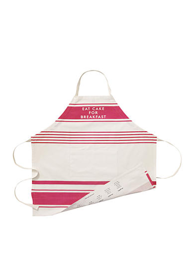 kate spade new york® Eat Cake for Breakfast Apron