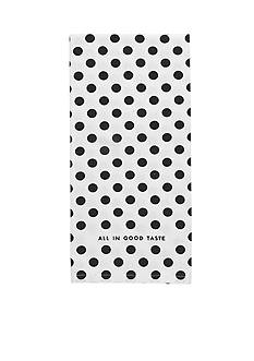kate spade new york® Le Pavilion All in Good Taste Kitchen Towel